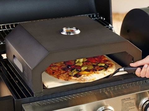 Summer is sorted – Aldi is selling a bargain £39 outdoor pizza oven