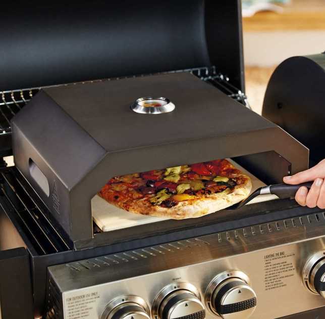 Summer is sorted, as Aldi are selling their bargain ??39 outdoor pizza oven