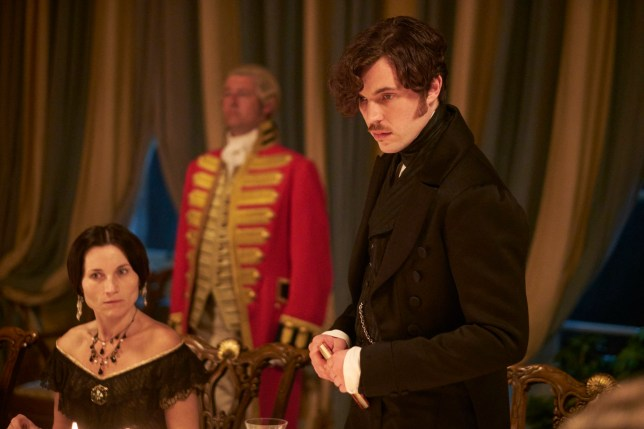 MAMMOTH SCREEN FOR ITV VICTORIA Series 3 Episode 3 Pictured: KATE FLEETWOOD as Princess Feodora and TOM HUGHES as Prince Albert. This photograph must not be syndicated to any other company, publication or website, or permanently archived, without the express written permission of ITV Picture Desk. Full Terms and conditions are available on www.itv.com/presscentre/itvpictures/terms Copyright: ITV,Mammoth Screen. For further information please contact: Patrick.smith@itv.com 0207 1573044