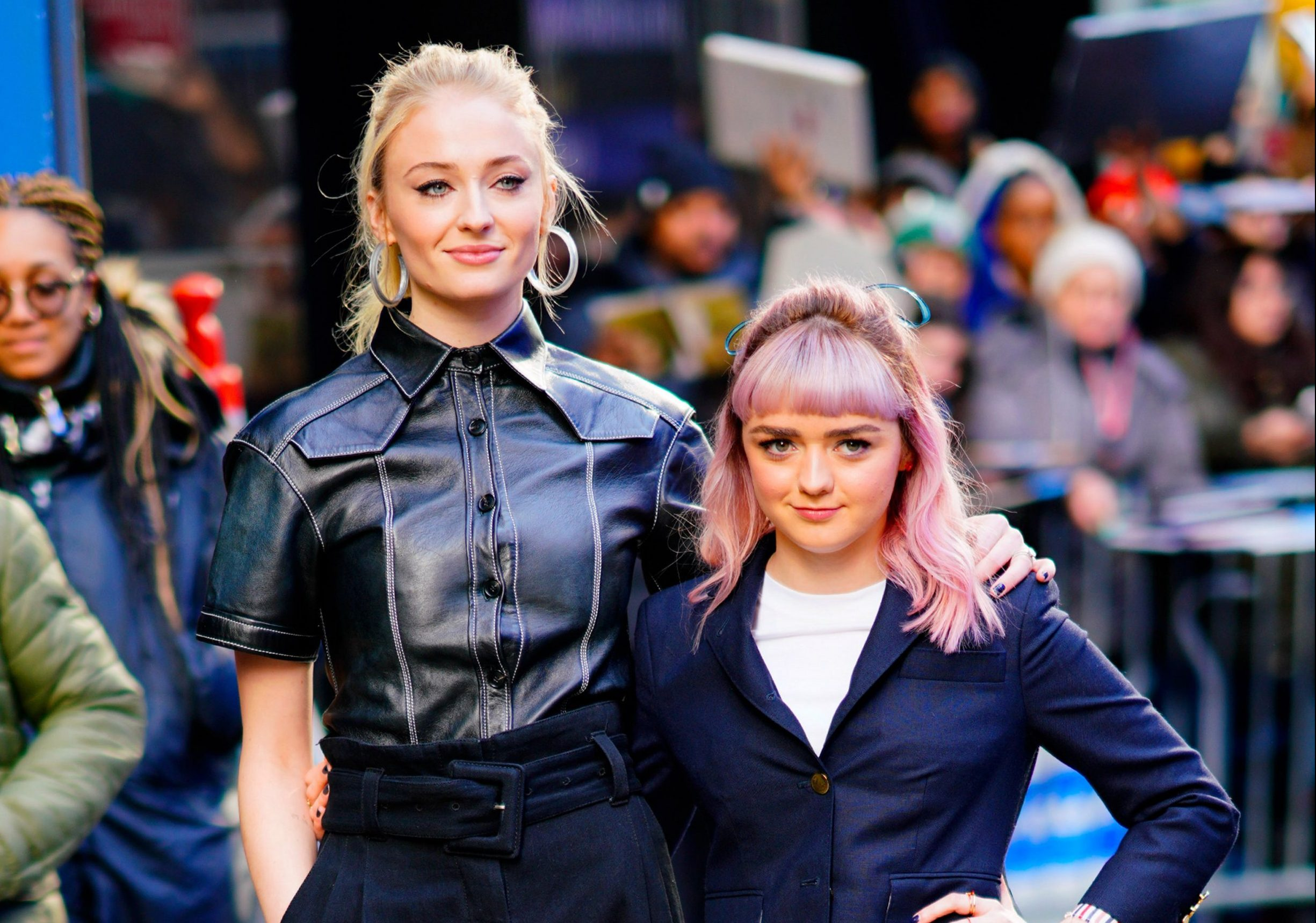 Sophie Turner confirms Game Of Thrones co-star Maisie Williams will be her Maid of Honour when she marries Joe Jonas