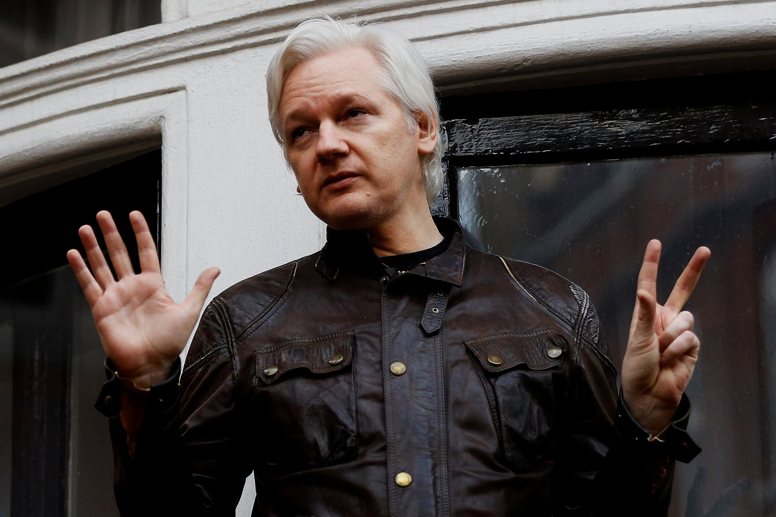 Ecuador warns Julian Assange he can't stay in London embassy forever