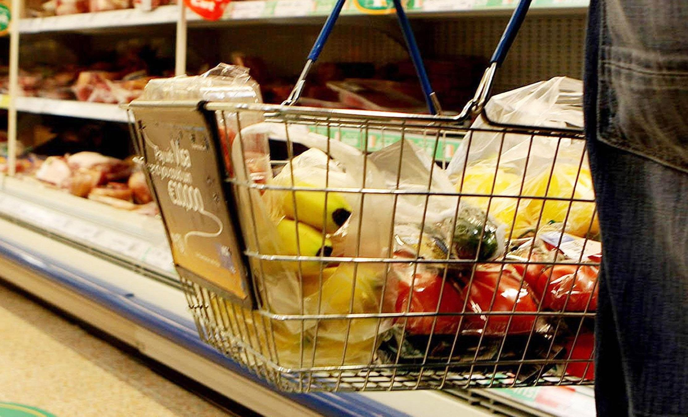 Food prices rise at fastest rate in six years and it's going to get worse