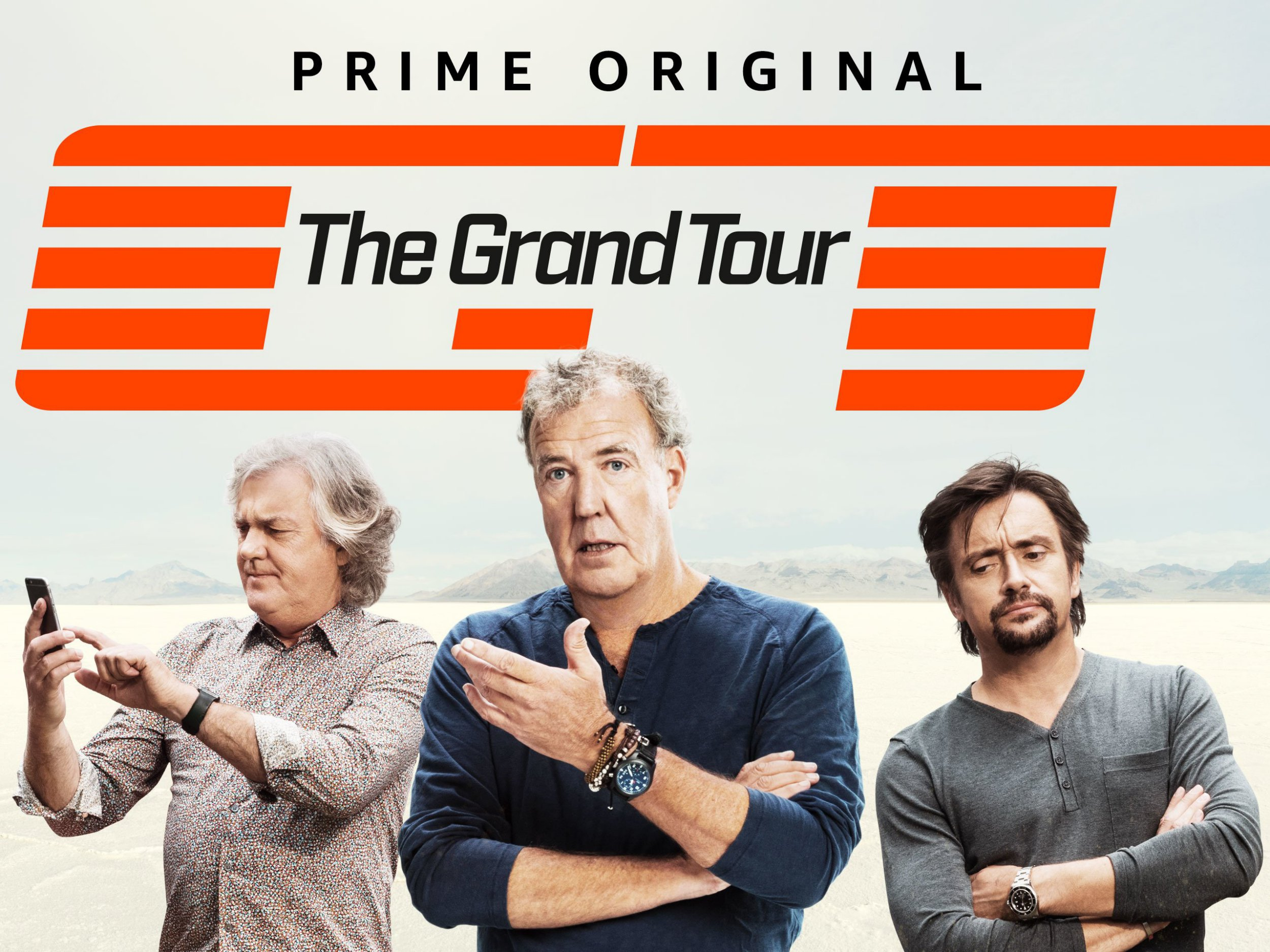 Aberdeen Uni hit back at The Grand Tour after Jeremy Clarkson and co compare car to The Human Centipede Provider: Amazon Prime Source: https://www.energyvoice.com/otherenergy/196166/the-grand-tour-mocks-aberdeen-electric-vehicle-project/