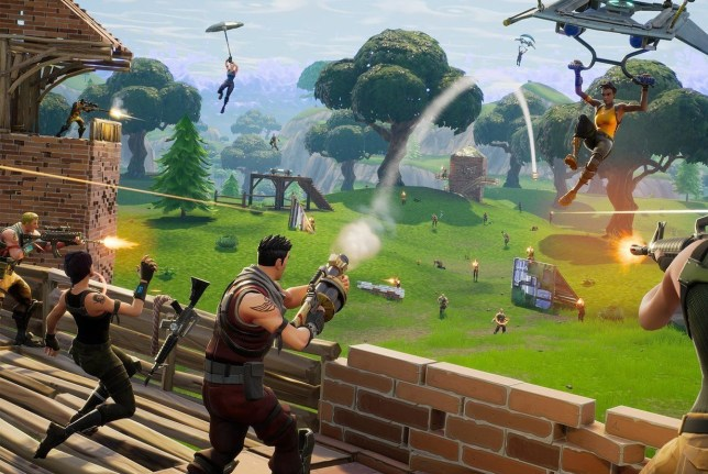 Fortnite fans demand they bring back the siphon feature