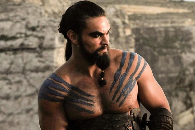 Khal Drogo, Jason Momoa, Game of Thrones