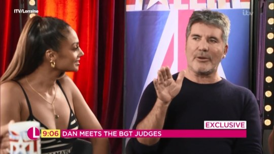 Simon Cowell horrified by most ?dangerous act? ever on Britain?s Got Talent: ?I think we should stop the act? Picture: Lorraine METROGRAB