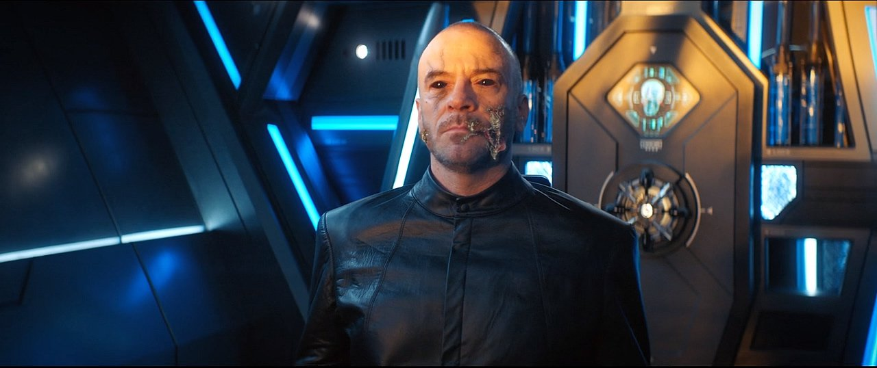 Start Trek Discovery star reveals secret about Leland's eyes and our minds are blown