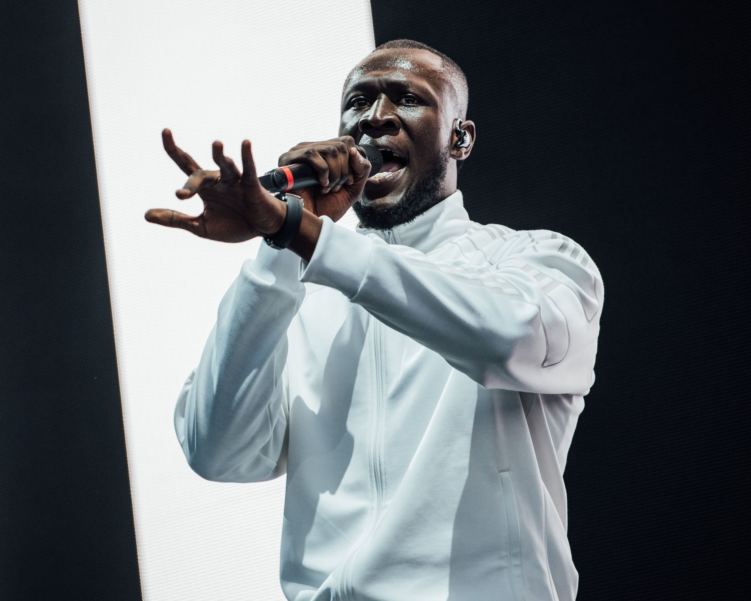 Stormzy cancels Snowbombing festival performance last minute over 'racial-profiling'