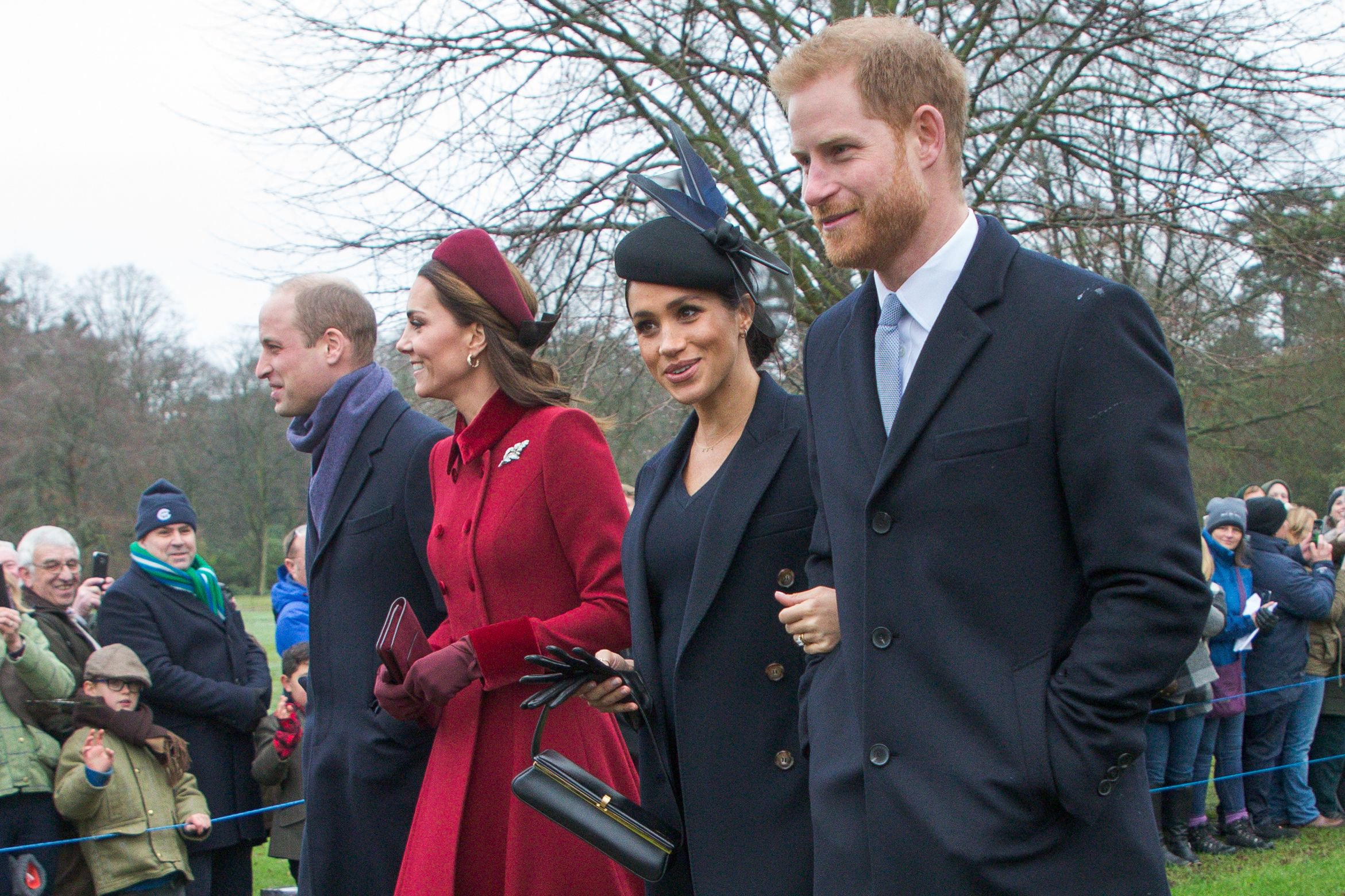 Who are the royal baby's royal cousins – and what about his American relations from Meghan Markle's estranged family?