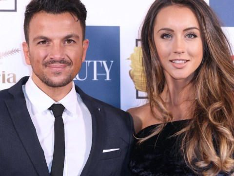 Peter Andre 'proud' of wife Emily for continuing NHS work despite coronavirus risk