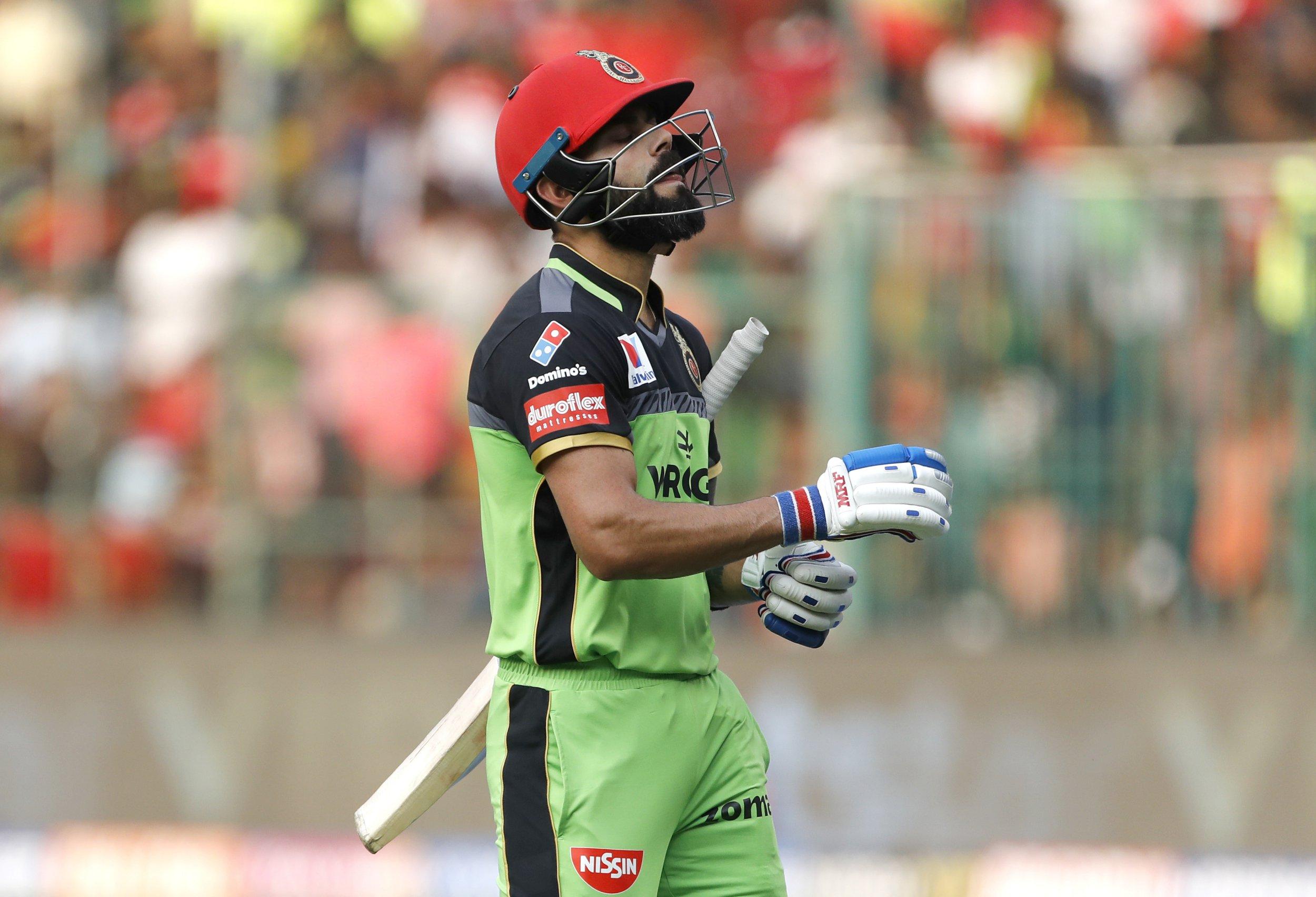 Virat Kohli's Royal Challengers Bangalore need 'miracle' to reach IPL play-offs – Moeen Ali