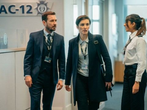 Is AC-12 about to be shut down in the Line Of Duty series 5 finale?