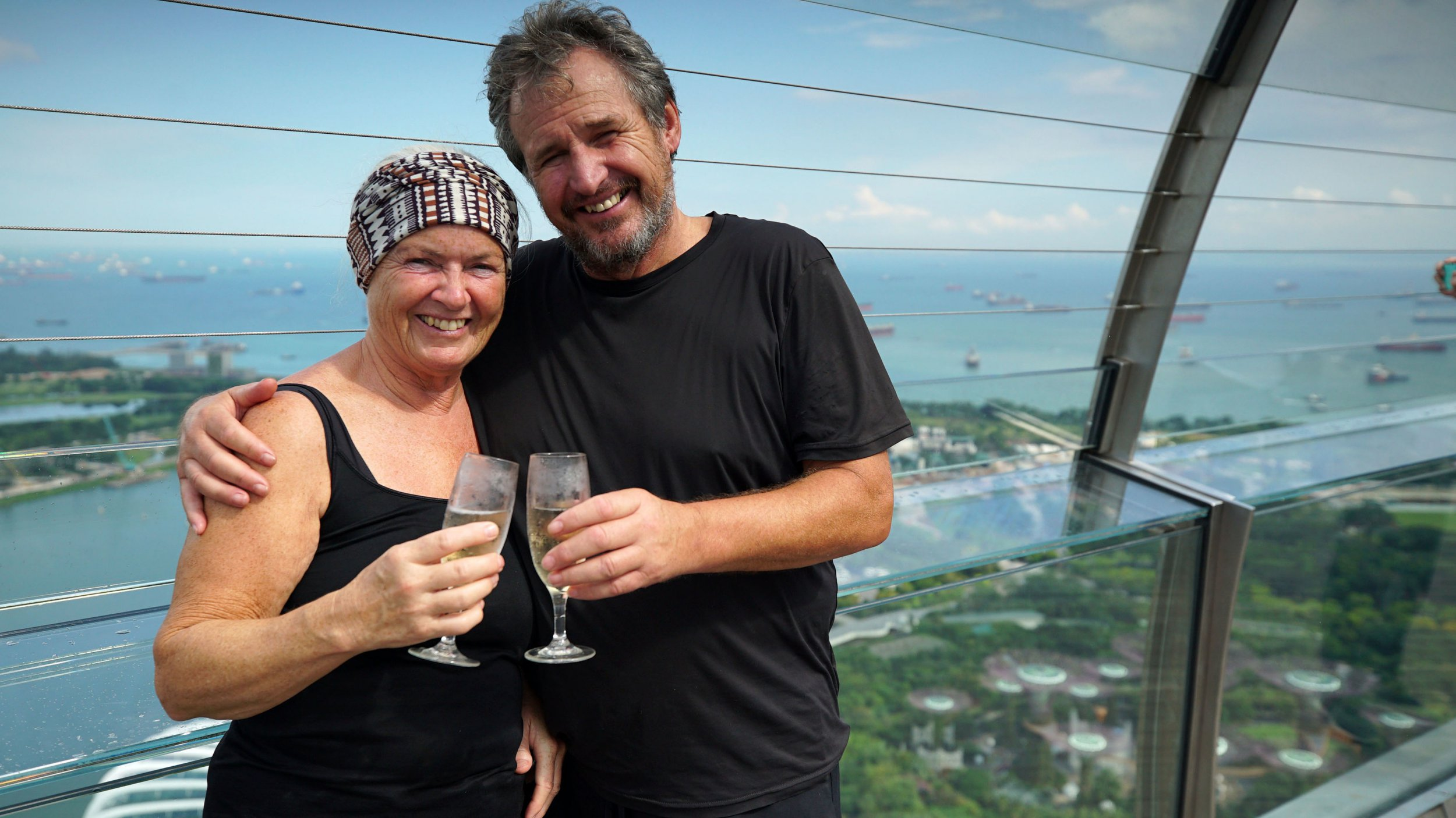 Race Across The World winners Tony and Elaine reveal how they're spending their prize money and it's so suitably pure