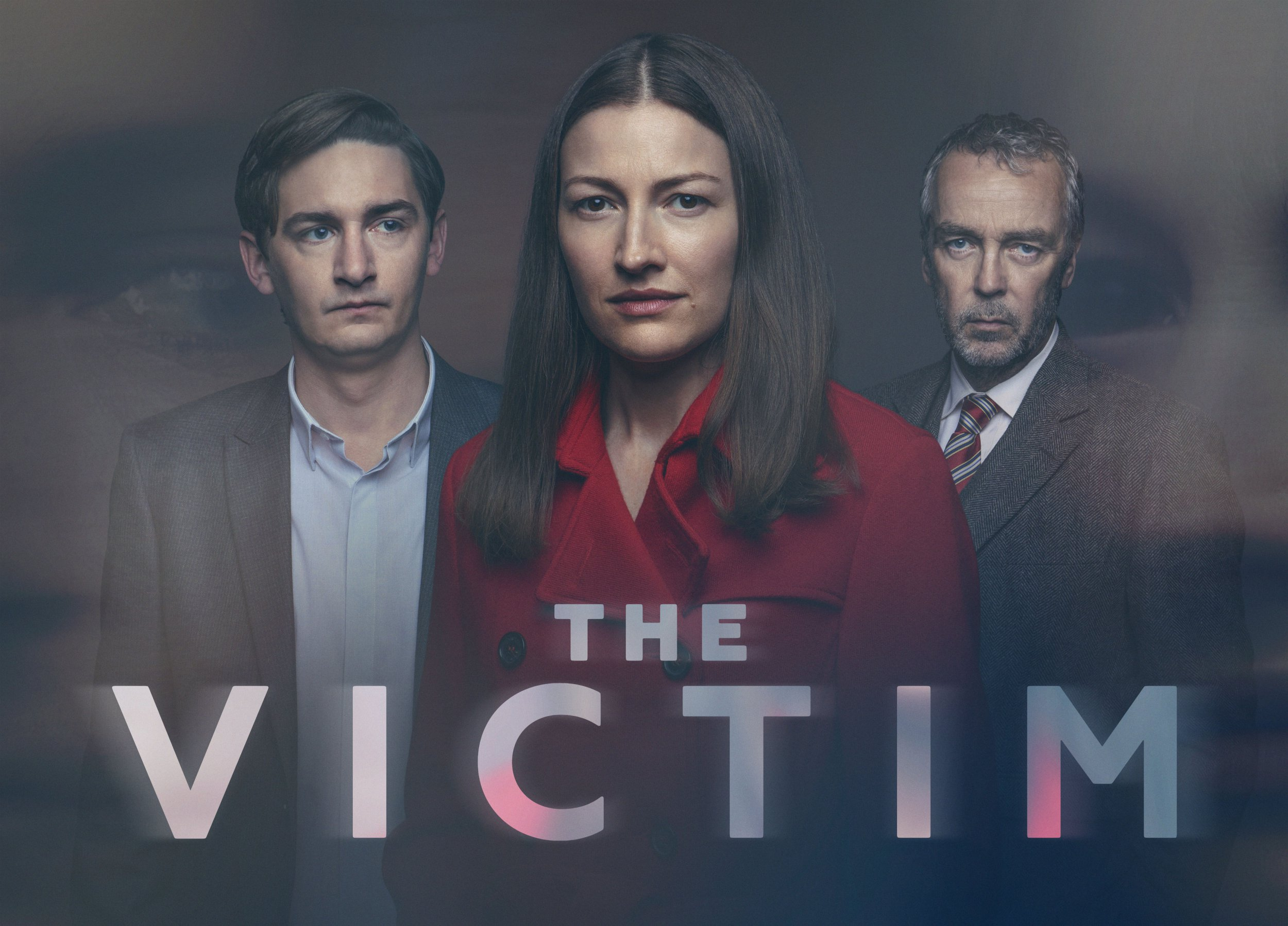 Who is in The Victim cast and how many episodes are there?