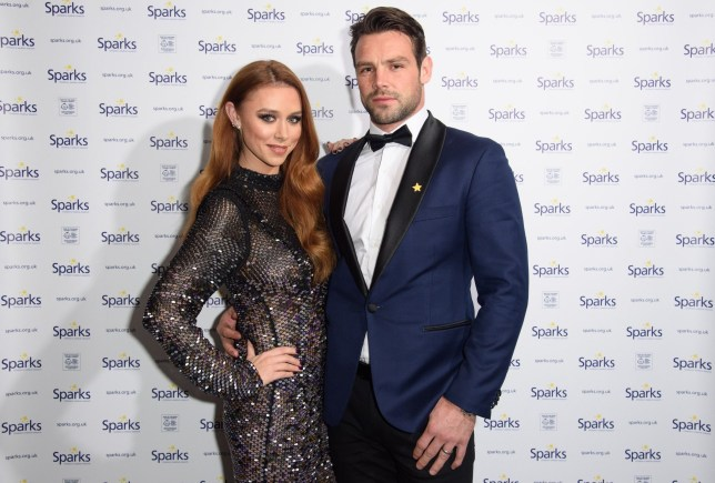 Ben Foden and Una Healy have ended their relationship