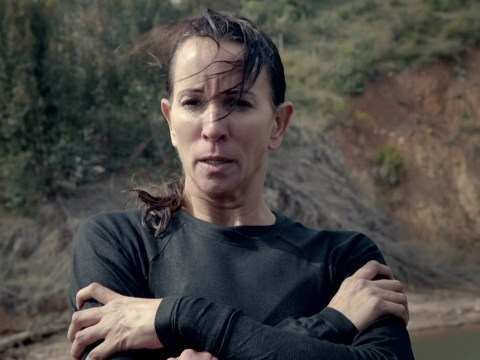 Andrea McLean leaves Celebrity SAS: Who Dares Wins after contracting hypothermia