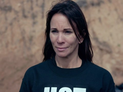 Andrea McLean considers therapy after Celebrity SAS: Who Dares Wins