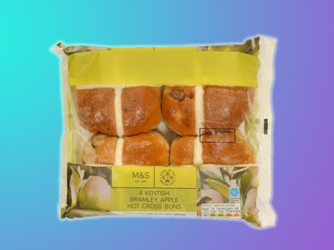 Marks & Spencer launches vegan hot cross buns