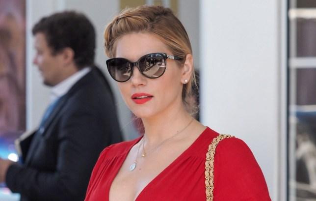 Mandatory Credit: Photo by Laurent Vu/SIPA/REX (10190997c) Katheryn Winnick Cannes Series Festival 2019, France - 08 Apr 2019