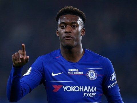 Chelsea fans love Pedro's class gesture to Callum Hudson-Odoi during West Ham victory
