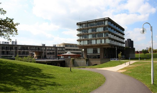 The University of Essex student awoke in her bed to find a man raping her (Picture: Eastnews Press Agency)