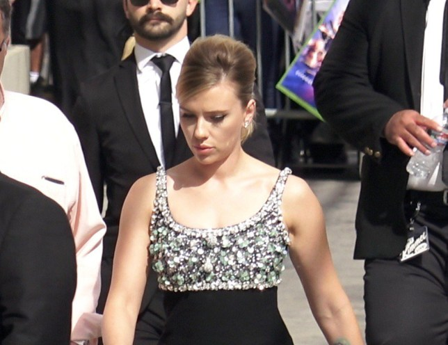 'Frightened' Avengers star Scarlett Johansson given police escort after paparazzi get 'dangerously close'