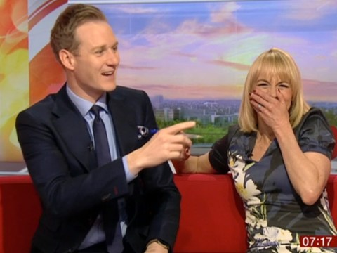 Louise Minchin 'properly embarrassed' as phone goes off on BBC Breakfast