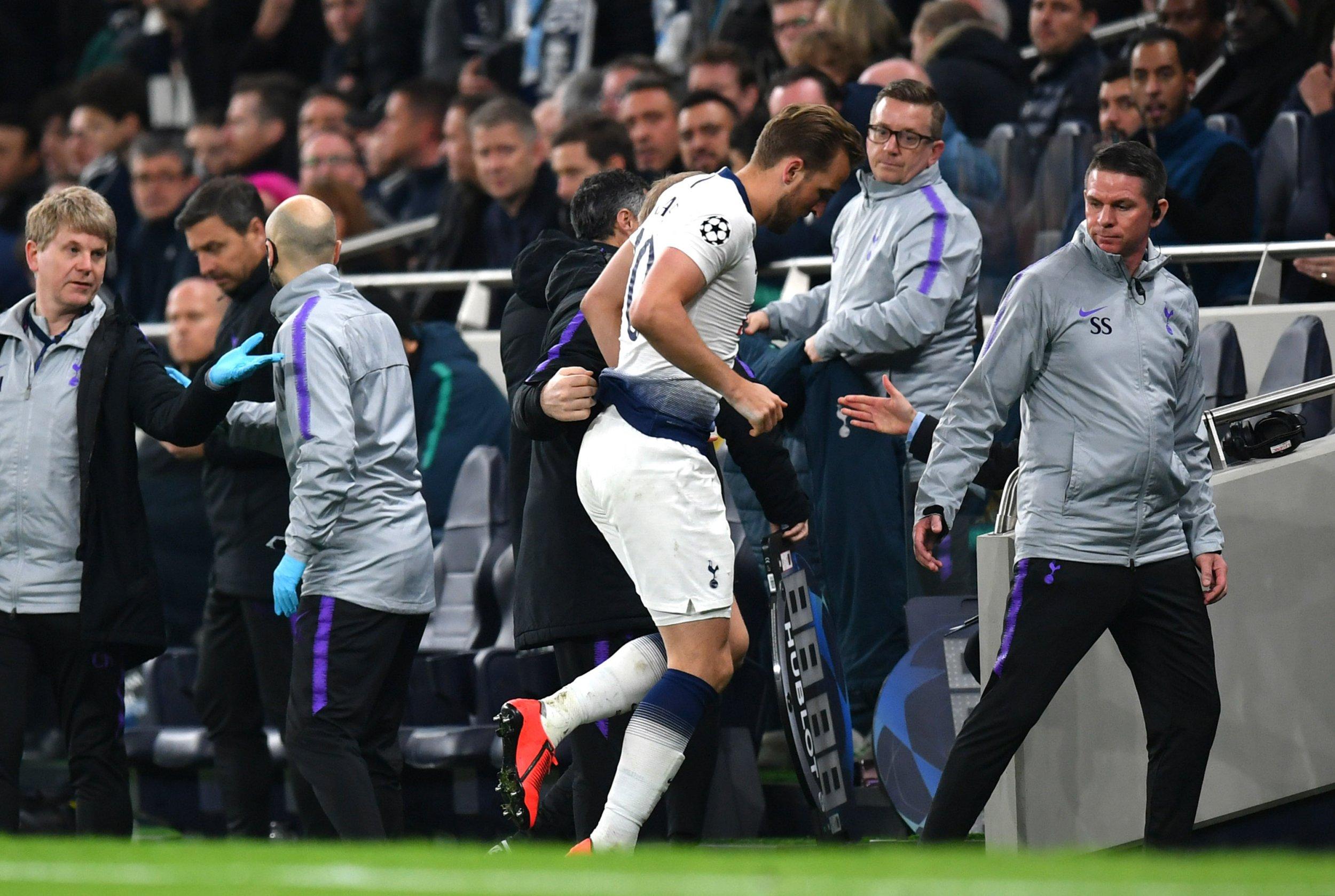 Mauricio Pochettino fears Harry Kane will miss the remainder of the season