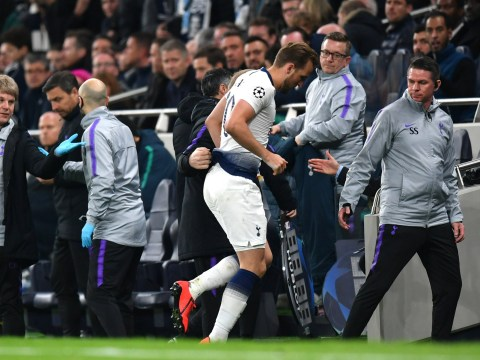 Mauricio Pochettino fears Harry Kane will miss the remainder of the season