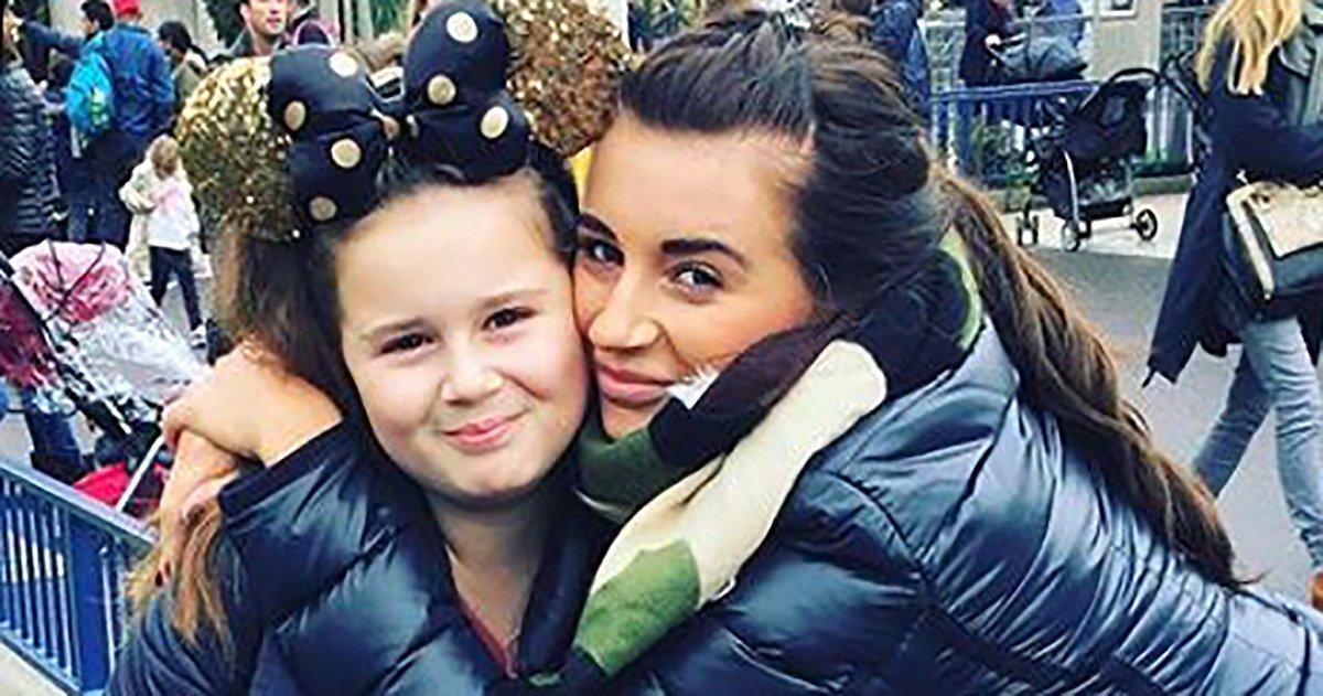 Dani Dyer worries for little sister growing up in world full of internet trolls