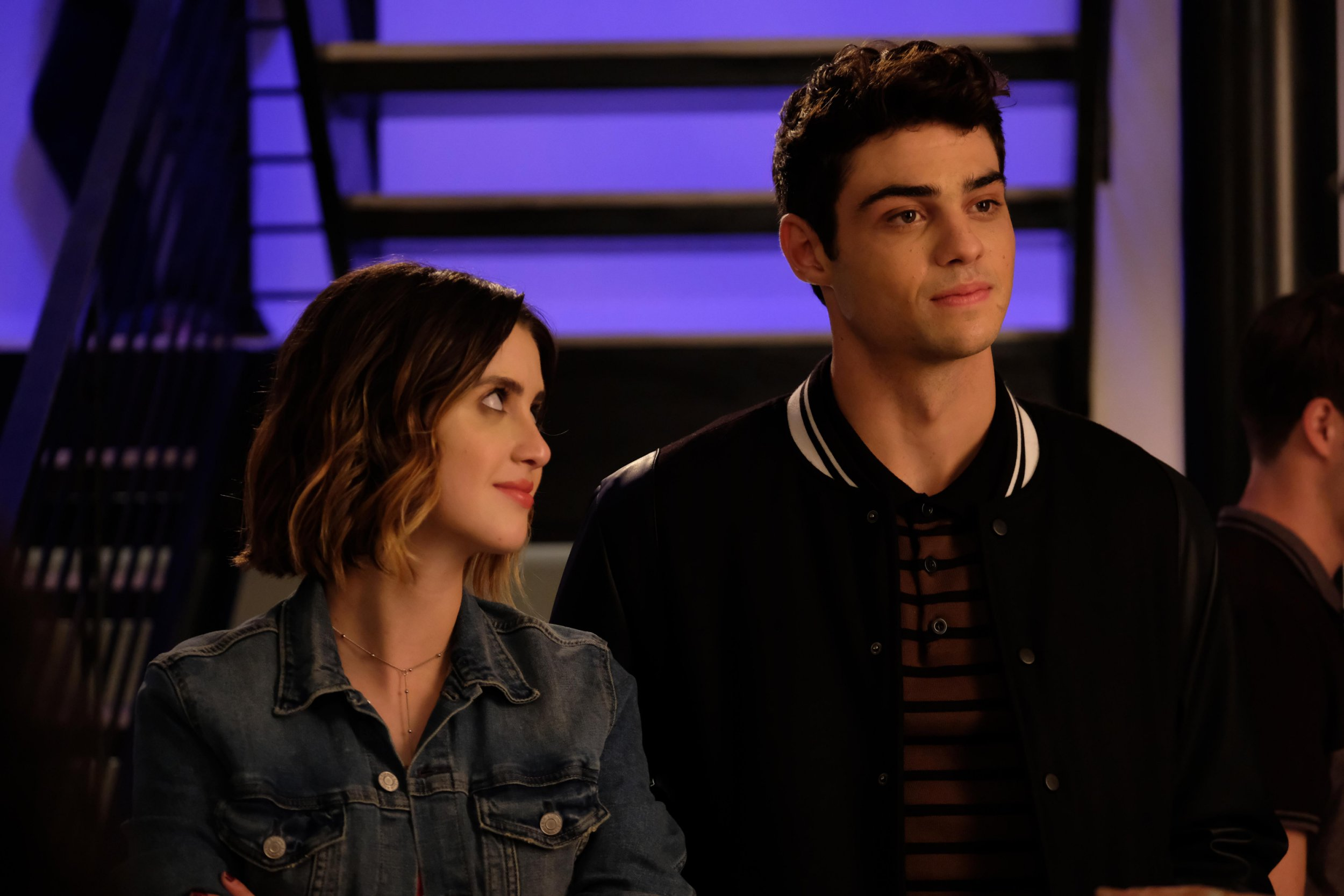 The Perfect Date's Laura Marano says Noah Centineo 'hasn't changed' as she talks Austin and Ally reunion picture NETFLIX