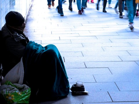 Anti-begging Tube announcements 'encourage rich people to ignore the homeless'