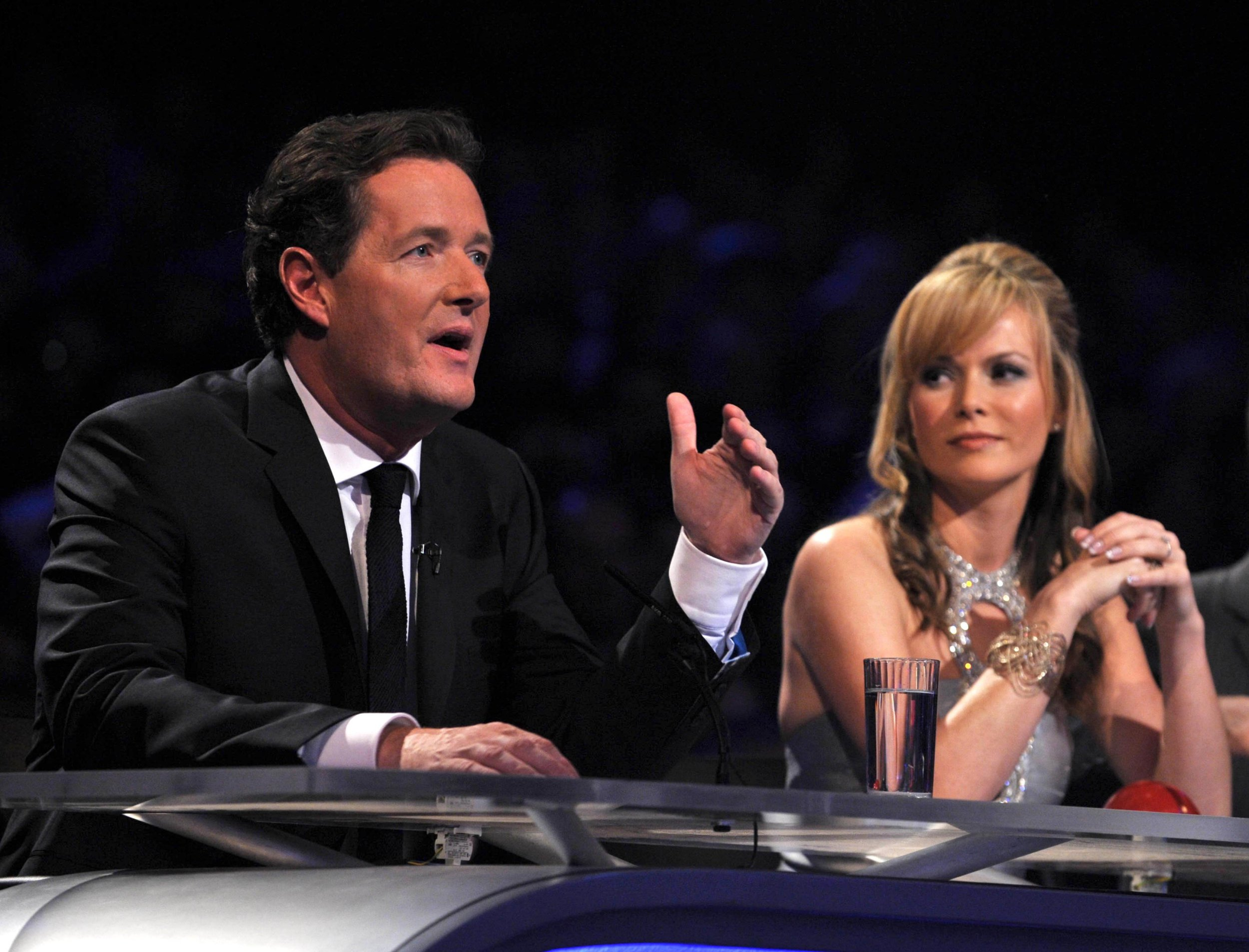 Piers Morgan would return to Britain's Got Talent for £5million and Simon Cowell's Bentley