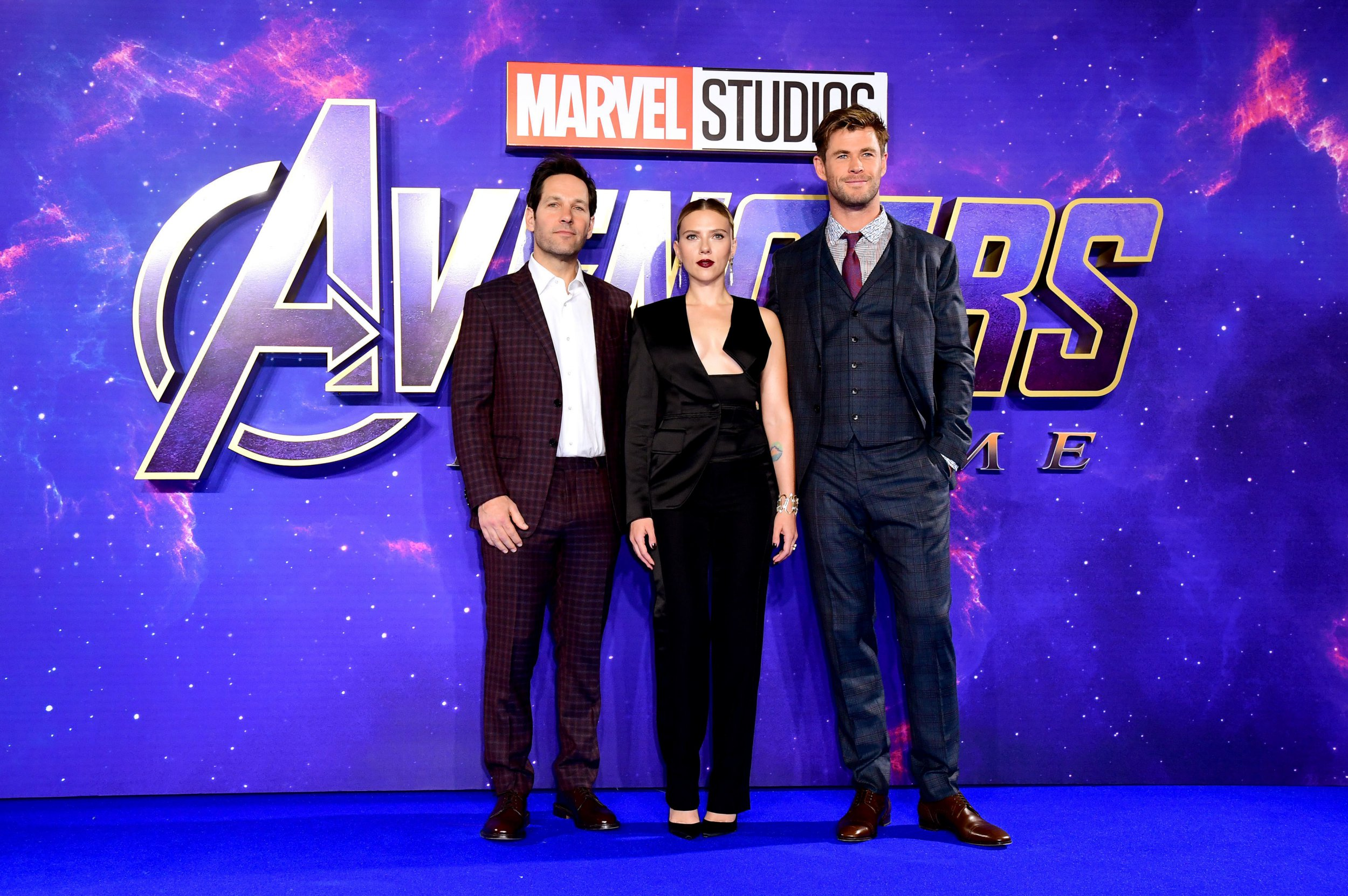 When is the Avengers: Endgame UK premiere?