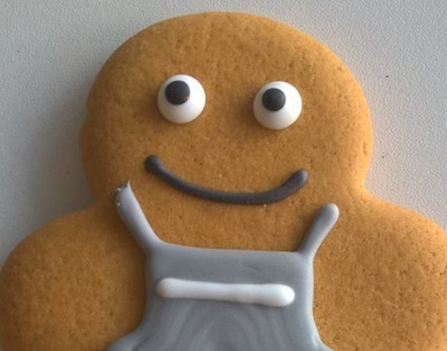 "Co-op undated handout photo of one of the possible designs of their new gender-neutral ""gingerbread person"" which they are asking customers to help name when it is released in September. PRESS ASSOCIATION Photo. Issue date: Wednesday April 10, 2019. The naming competition for the smiling biscuit person is set to run between April 10 and May 1. See PA story CONSUMER Gingerbread. Photo credit should read: Co-op /PA Wire NOTE TO EDITORS: This handout photo may only be used in for editorial reporting purposes for the contemporaneous illustration of events, things or the people in the image or facts mentioned in the caption. Reuse of the picture may require further permission from the copyright holder."