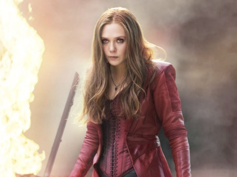 Scarlet Witch nearly survived Thanos's Snap in Infinity War