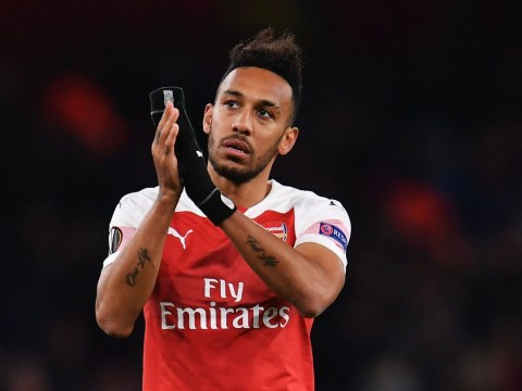 Pierre-Emerick Aubameyang receives £300,000-a-week offer to quit Arsenal