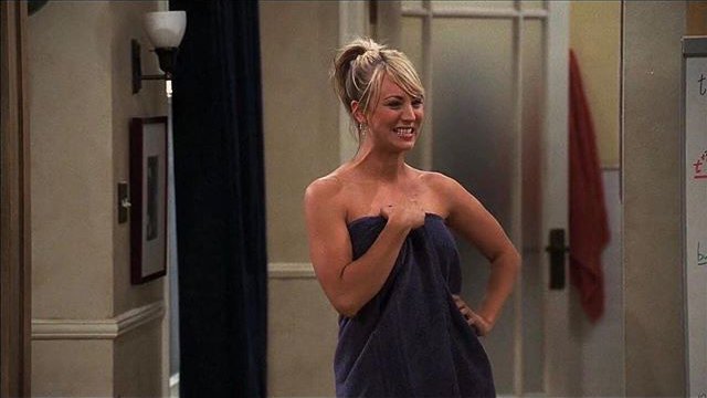 Kaley Cuoco throws it back to The Big Bang Theory 2007 pilot episode with epic Instagram post and look how much Penny's grown