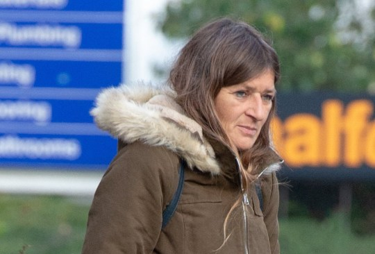 "FILE PHOTO - Hilary Diana Mackay, 54 from Kensington who will be sentenced at Uxbridge Magistrates Court today, April 12, 2019, after being charged with three counts of assault against cabin crew on December 12 2018. See National News story NNplane. A female economic consultant downed rum and wine before flooring three cabin crew with a series of judo sweeps, a court heard.Hilary Mackay 54, repeatedly called an air stewardess a 'bitch' on the night flight from Johannesburg to Heathrow.It was said Mackay, whose Kensington home is worth ??1.5 million, became ""aggressive and agitated"" after being asked to leave an extra leg room seat she hadn't paid for.It is said she started swearing at crew and fumed ""do you expect me to look at these empty seats?"""