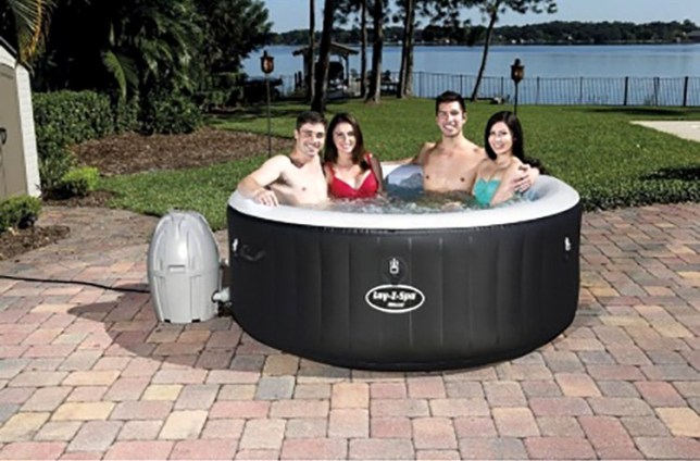 B&M are selling a luxury hot tub for just ??250 Provider: B&M Source: https://www.bmstores.co.uk/products/lay-z-spa-miami-hot-tub-331370