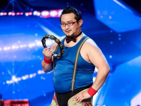 Britain's Got Talent contestant Gonzo flew from Japan after 'eating Susan Boyle's soul' to audition