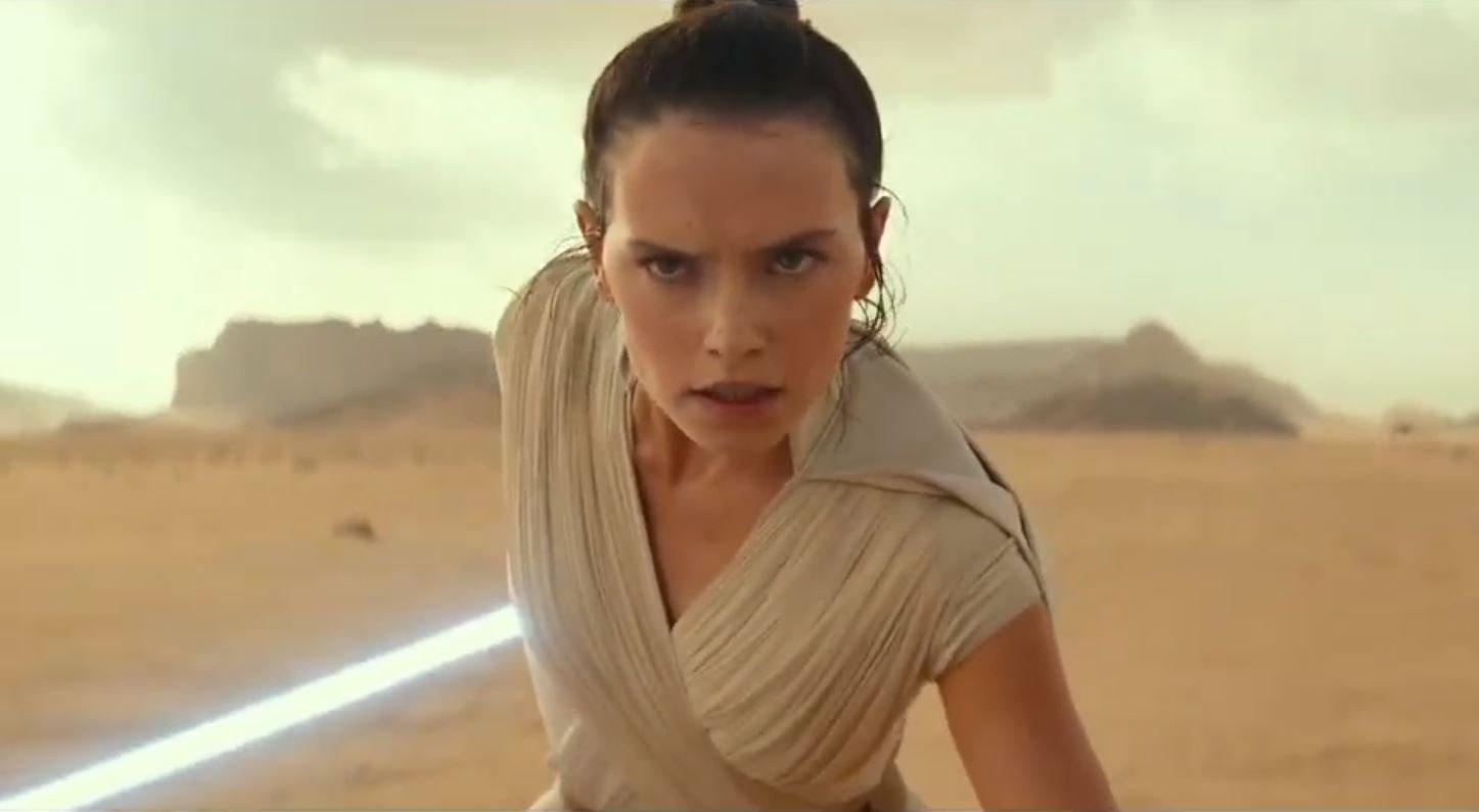 Picture: Lucasfilm Star Wars Episode IX trailer