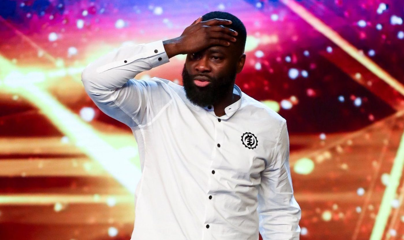 How does Alesha Dixon know Britain's Got Talent Golden Buzzer act Kojo Amin?