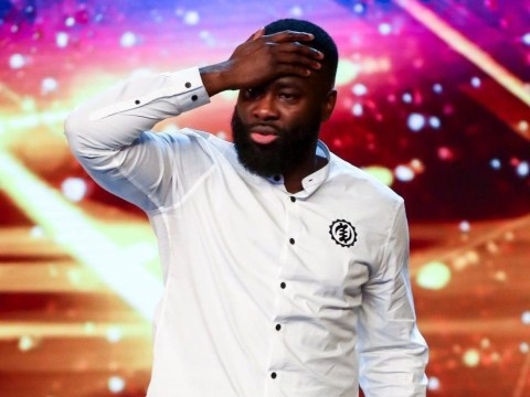Britain's Got Talent comedian Kojo Anim reunites with dad after nine years, thanks to golden buzzer performance