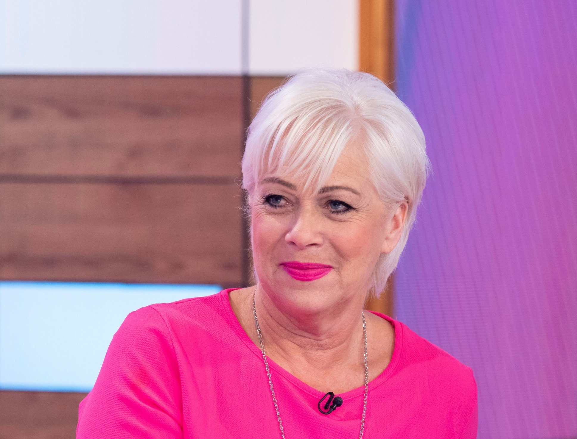 Denise Welch celebrates seven years sober as she admits 'giving up saved my life'