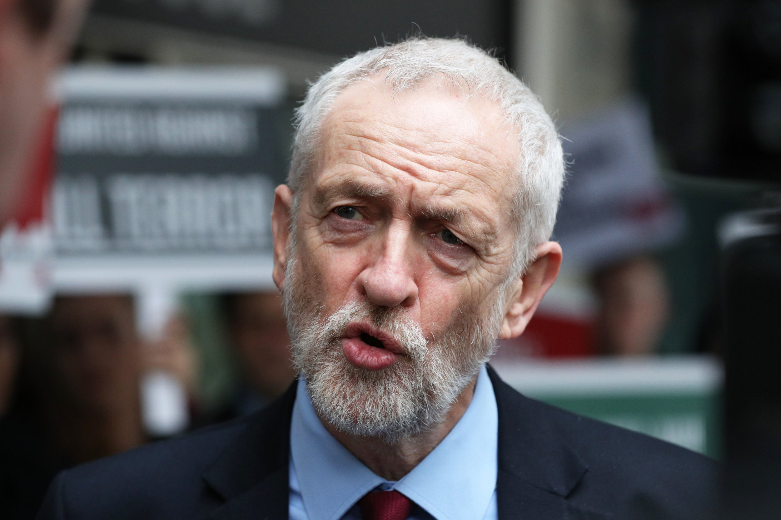 Jeremy Corbyn says Labour anti-Semitism evidence has been 'ignored or mislaid'