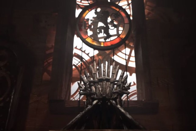 How often have the Game Of Thrones opening credits changed and what does it mean? Screengrab of Game Of Thrones Season 8 Opening credits
