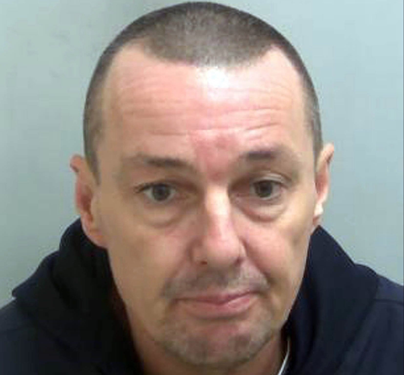 Undated handout photo issued by the National Crime Agency (NCA) of organised crime group boss Richard Wakeling, 52, from Brentwood, Essex, who is facing an 11-year jail term for trying to import drugs, and who has been on the run for more than a year. PRESS ASSOCIATION Photo. Issue date: Monday April 15, 2019. Wakeling, tried to import ?8million of liquid amphetamine into the UK in April 2016. He fled before his trial began and was sentenced to 11 years in his absence at Chelmsford Crown Court on April 9 last year. On Monday the National Crime Agency released CCTV footage of him leaving his Brentwood home on January 5 last year as investigators continue to try to track him down. See PA story POLICE Wakeling. Photo credit should read: National Crime Agency/PA Wire NOTE TO EDITORS: This handout photo may only be used in for editorial reporting purposes for the contemporaneous illustration of events, things or the people in the image or facts mentioned in the caption. Reuse of the picture may require further permission from the copyright holder.