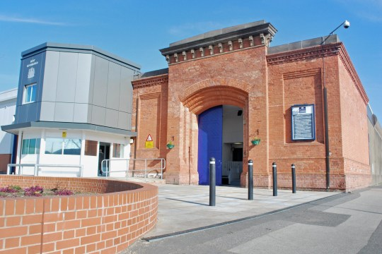File photo dated 01/03/12 of HM Prison Nottingham, where a prison officer had to be taken to hospital after having his throat cut by an inmate.