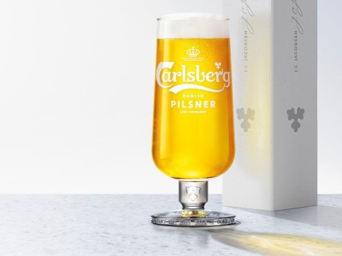 Carlsberg admits it probably isn't the best beer in the world – and completely rebrews their lager